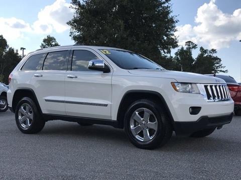 2012 Jeep Grand Cherokee For Sale In Ocala, FL