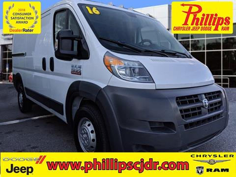 1c49ddb473 Used RAM ProMaster Cargo For Sale in Ocala