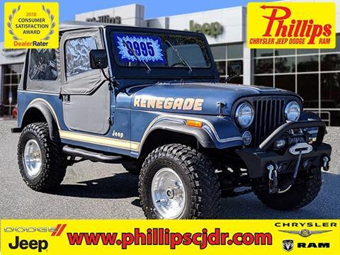Custom Jeeps For Sale >> Jeep Cj7 Sale Florida Wiring Diagram Detailed