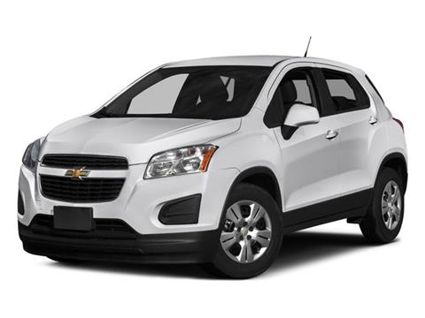 2016 Chevrolet Trax for sale in Ocala, FL