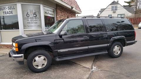 1999 GMC Suburban for sale in Sioux Falls, SD