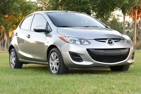2012 Mazda MAZDA2 for sale in Sarasota, FL