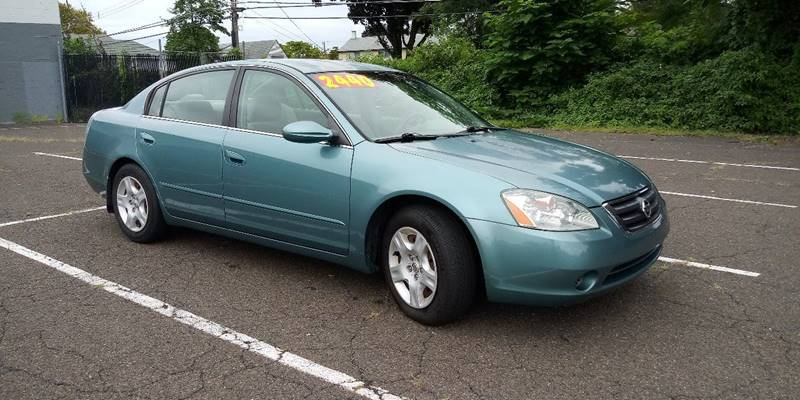 2002 Nissan Altima For Sale At Blvd Auto Center In Philadelphia PA