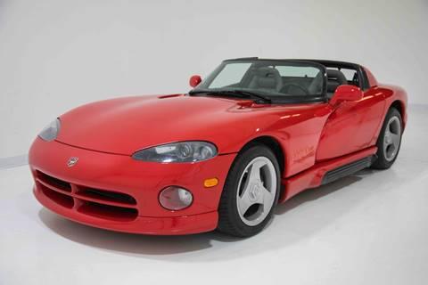 1993 Dodge Viper for sale at Exquisite Auto in Sarasota FL