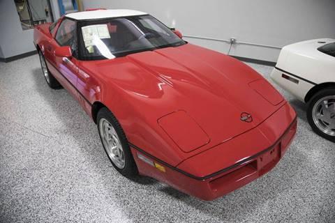 1990 Chevrolet Corvette for sale at Exquisite Auto in Sarasota FL