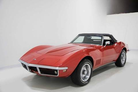 1968 Chevrolet Corvette for sale at Exquisite Auto in Sarasota FL