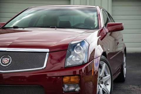 2007 Cadillac CTS-V for sale at Exquisite Auto in Sarasota FL