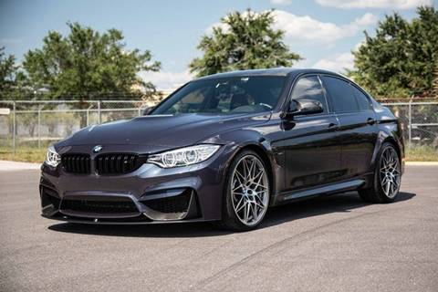 2017 BMW M3 for sale at Exquisite Auto in Sarasota FL