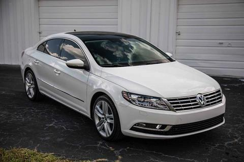 2013 Volkswagen CC for sale at Exquisite Auto in Sarasota FL