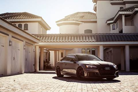 2018 Audi RS 5 for sale at Exquisite Auto in Sarasota FL