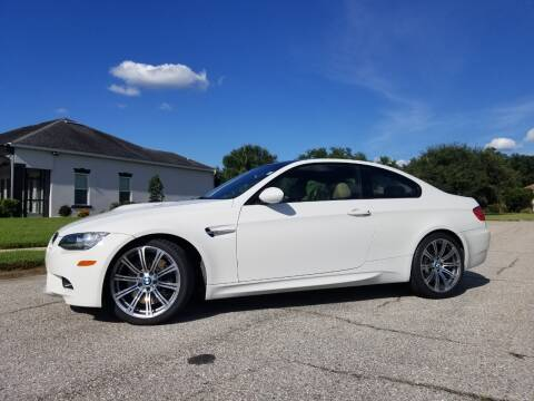 2011 BMW M3 for sale at Exquisite Auto in Sarasota FL
