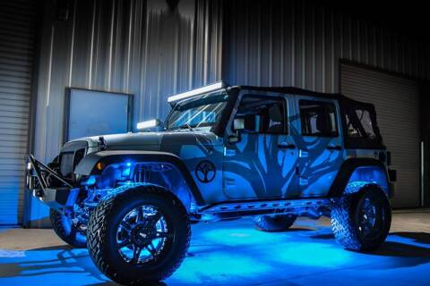 2015 Jeep Wrangler Unlimited for sale at Exquisite Auto in Sarasota FL