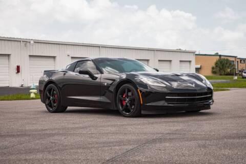 2014 Chevrolet Corvette for sale at Exquisite Auto in Sarasota FL