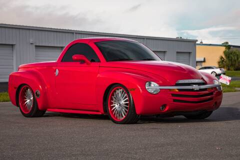 2004 Chevrolet SSR for sale at Exquisite Auto in Sarasota FL