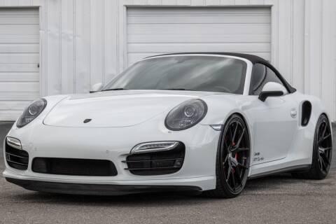 2014 Porsche 911 for sale at Exquisite Auto in Sarasota FL