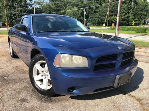 2009 Dodge Charger for sale at Top Notch Luxury Motors in Decatur GA
