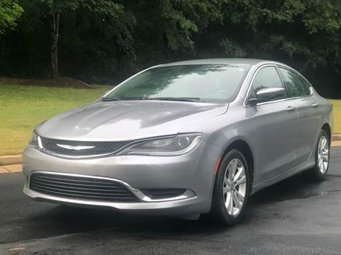 2015 Chrysler 200 for sale in Decatur, GA