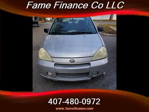 2003 Suzuki Aerio for sale in Fern Park, FL