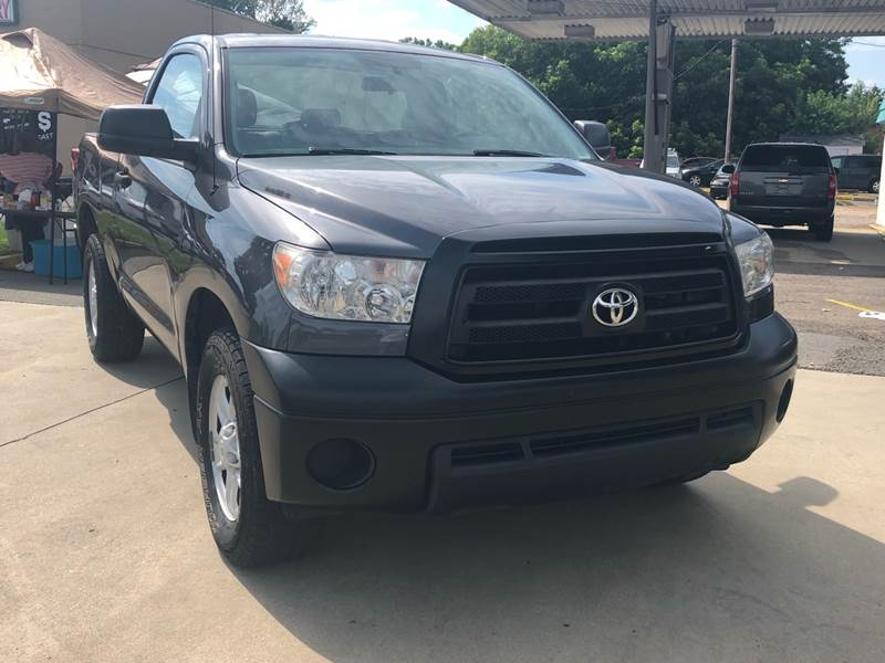 2012 Toyota Tundra For Sale At Top Gears Motor In Rock Hill SC