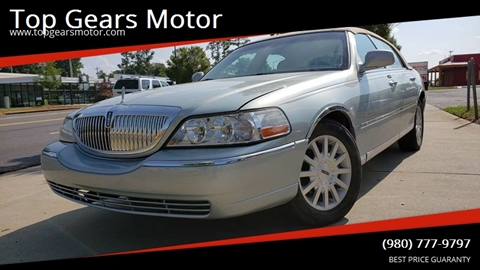 Used Lincoln Town Car For Sale In Bridgeview Il Carsforsale Com