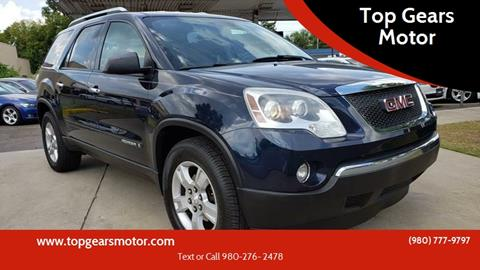 2008 GMC Acadia for sale in Rock Hill, SC