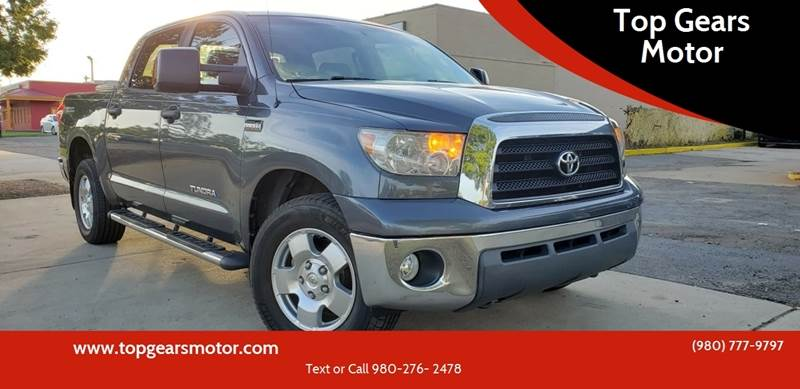 2008 Toyota Tundra For Sale In Rock Hill, SC