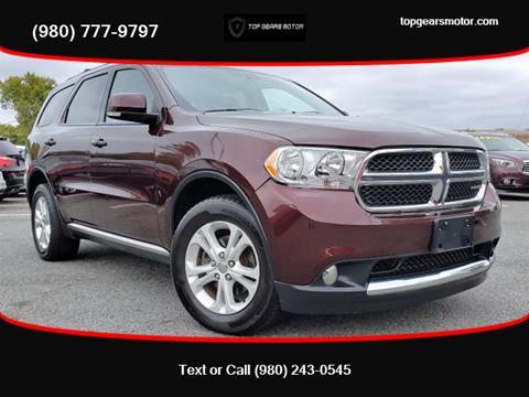 2012 Dodge Durango for sale in Rock Hill, SC
