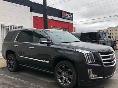 2015 Cadillac Escalade for sale in Indianapolis, IN