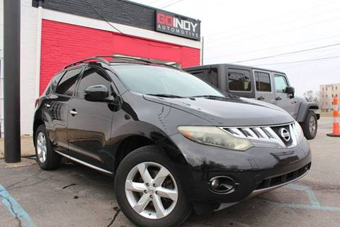 2009 Nissan Murano for sale in Indianapolis, IN