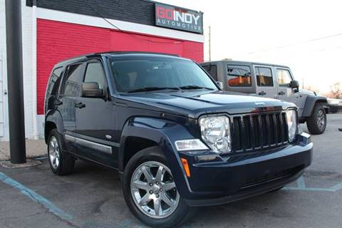 2012 Jeep Liberty for sale in Indianapolis, IN
