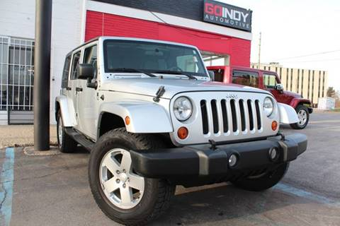 2007 Jeep Wrangler Unlimited for sale in Indianapolis, IN