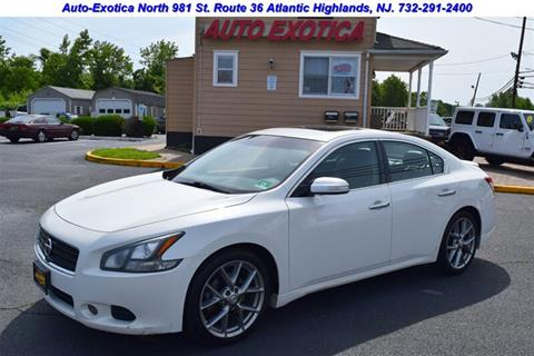 2011 Nissan Maxima for sale in Atlantic Highlands, NJ