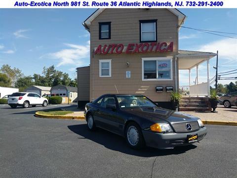 1991 Mercedes-Benz 300-Class for sale in Atlantic Highlands, NJ