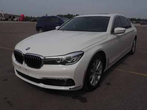 2018 BMW 7 Series for sale at Auto Sales & Service Wholesale in Indianapolis IN