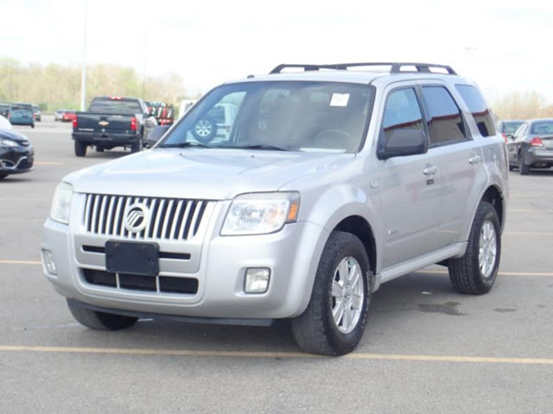 2008 Mercury Mariner for sale at Auto Sales & Service Wholesale in Indianapolis IN