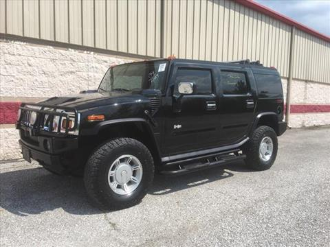 2004 HUMMER H2 for sale at Auto Sales & Service Wholesale in Indianapolis IN