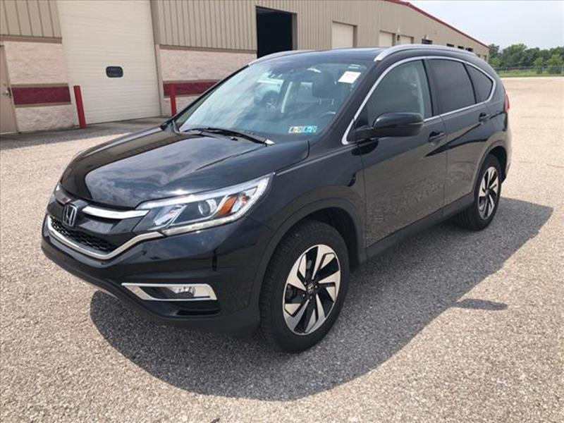 2015 Honda CR-V for sale at Auto Sales & Service Wholesale in Indianapolis IN
