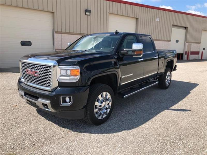 2015 GMC Sierra 2500HD for sale at Auto Sales & Service Wholesale in Indianapolis IN