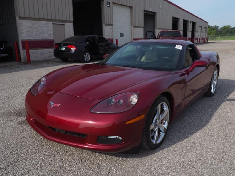 2006 Chevrolet Corvette for sale at Auto Sales & Service Wholesale in Indianapolis IN