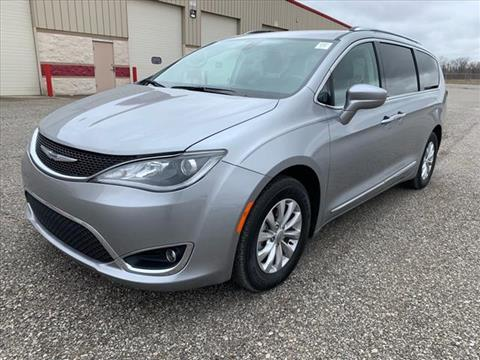 2018 Chrysler Pacifica for sale in Indianapolis, IN