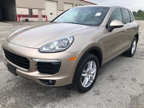 2016 Porsche Cayenne for sale in Indianapolis, IN