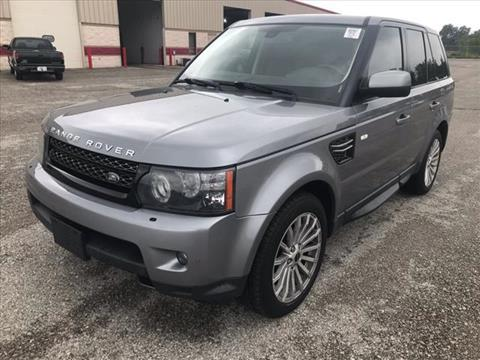 2012 Land Rover Range Rover Sport for sale in Indianapolis, IN
