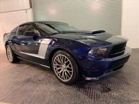 2010 Ford Mustang For Sale >> Used 2010 Ford Mustang For Sale In Noblesville In