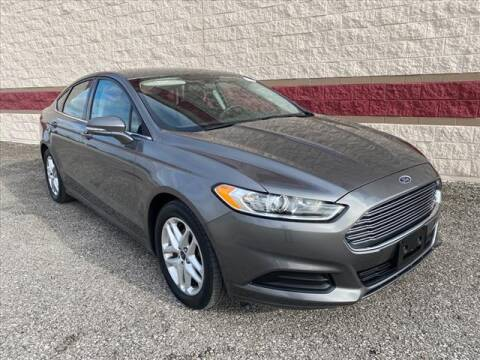 2014 Ford Fusion For Sale >> Used 2014 Ford Fusion For Sale Carsforsale Com
