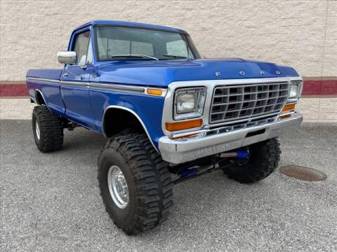 1978 Ford Ranger for sale at Auto Sales & Service Wholesale in Indianapolis IN