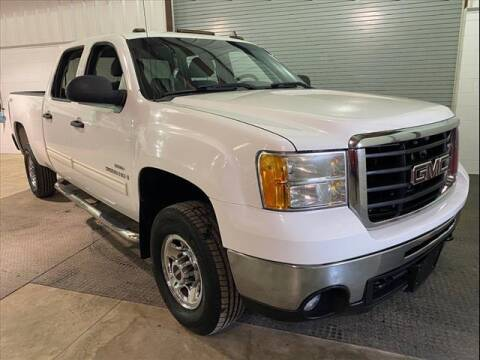 2009 GMC Sierra 2500HD for sale at Auto Sales & Service Wholesale in Indianapolis IN