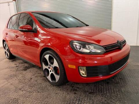 2012 Volkswagen GTI for sale at Auto Sales & Service Wholesale in Indianapolis IN