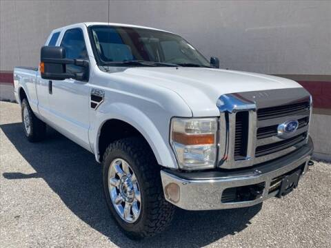 2009 Ford F-250 Super Duty for sale at Auto Sales & Service Wholesale in Indianapolis IN