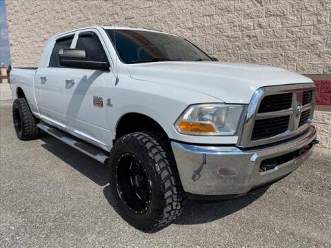 2011 RAM Ram Pickup 2500 SLT for sale at Auto Sales & Service Wholesale in Indianapolis IN