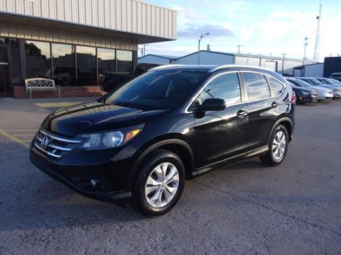 2013 Honda CR-V for sale in Muskogee, OK